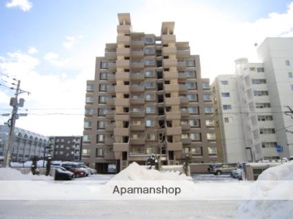 北海道札幌市中央区、円山公園駅徒歩12分の築15年 11階建の賃貸マンション