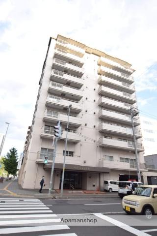 北海道札幌市中央区、円山公園駅徒歩12分の築38年 10階建の賃貸マンション