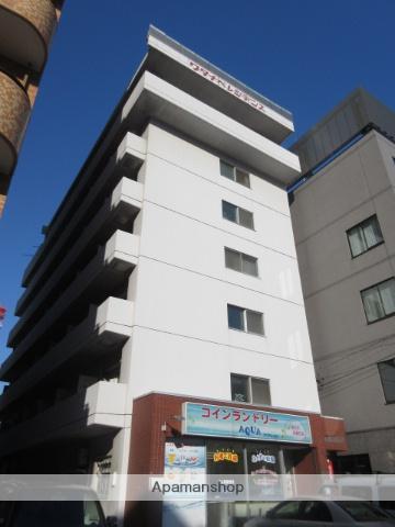 北海道札幌市中央区、バスセンター前駅徒歩2分の築34年 7階建の賃貸マンション