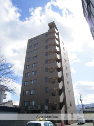 北海道札幌市中央区、琴似駅徒歩17分の築15年 10階建の賃貸マンション