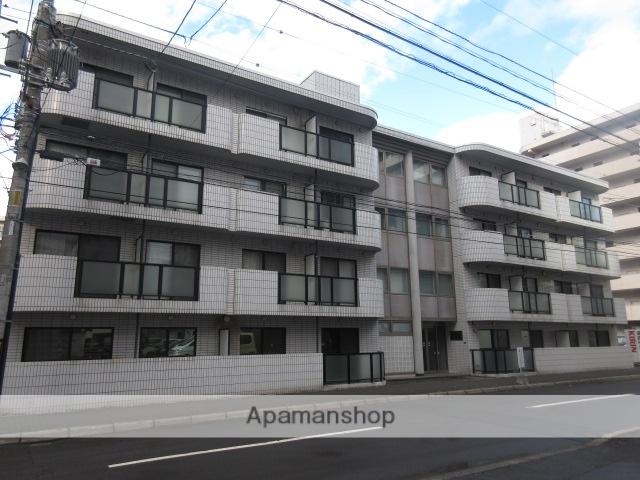 北海道札幌市中央区、西28丁目駅徒歩13分の築24年 4階建の賃貸マンション