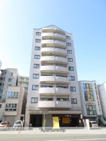 北海道札幌市中央区、西18丁目駅徒歩3分の築27年 9階建の賃貸マンション