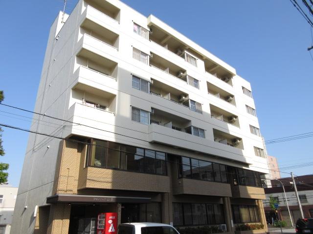 北海道札幌市中央区、山鼻19条駅徒歩9分の築32年 6階建の賃貸マンション