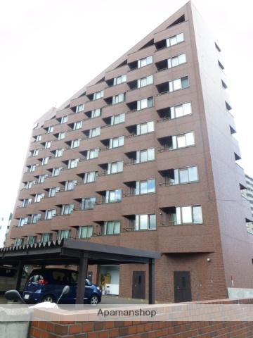 北海道札幌市中央区、西28丁目駅徒歩9分の築32年 9階建の賃貸マンション