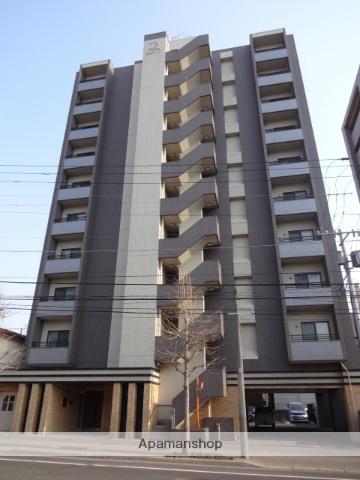 北海道札幌市中央区、中島公園駅徒歩7分の築10年 10階建の賃貸マンション