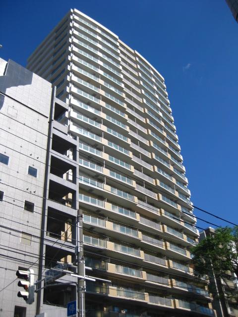 北海道札幌市中央区、西8丁目駅徒歩3分の築10年 24階建の賃貸マンション