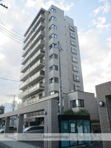 北海道札幌市中央区、中島公園駅徒歩10分の築27年 11階建の賃貸マンション