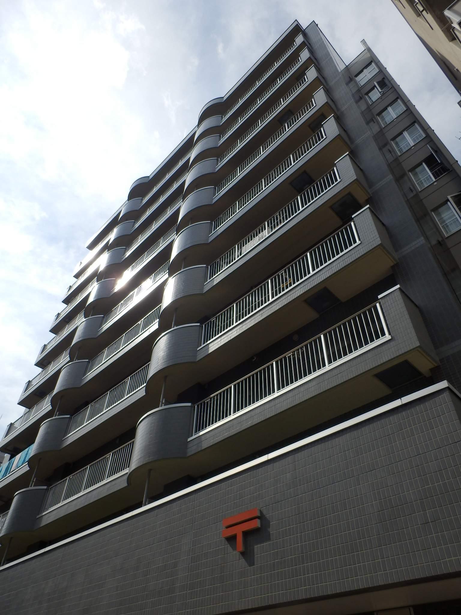 北海道札幌市中央区、円山公園駅徒歩11分の築22年 10階建の賃貸マンション