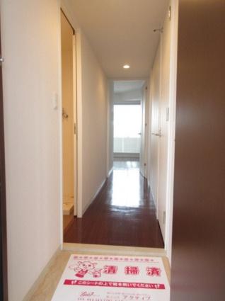 ルクレ円山表参道[1LDK/35.37m2]の玄関
