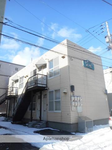 北海道札幌市中央区、幌平橋駅徒歩8分の築31年 2階建の賃貸アパート