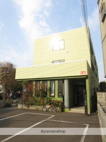 北海道札幌市中央区、円山公園駅徒歩5分の築14年 3階建の賃貸マンション