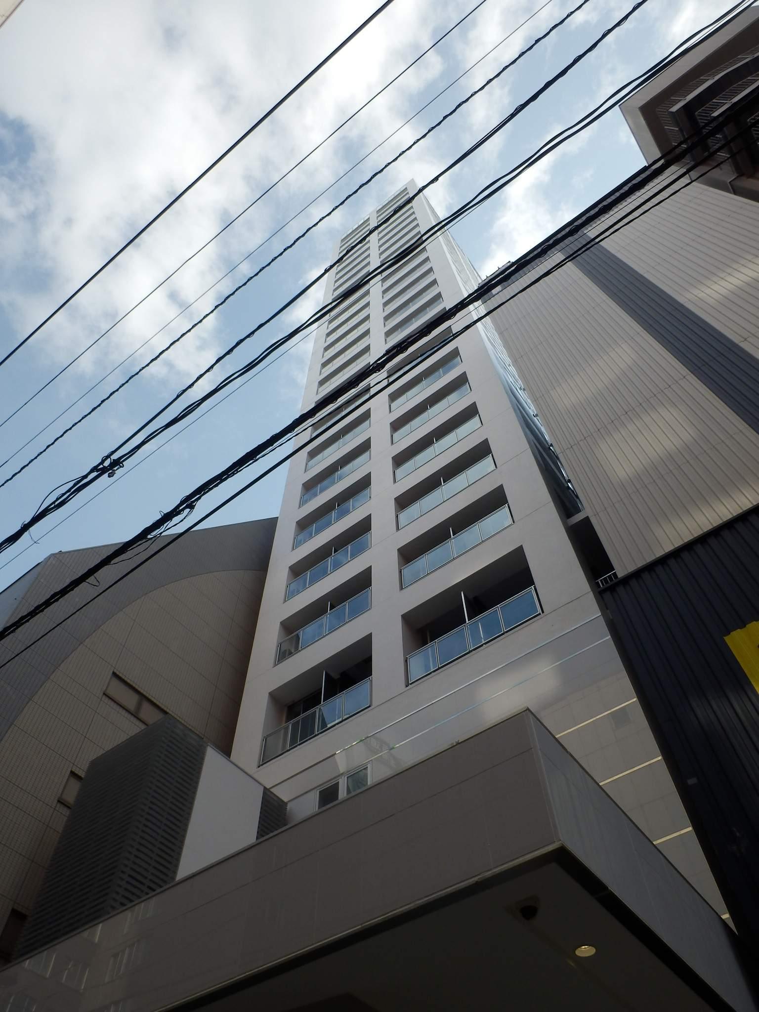 北海道札幌市中央区、大通駅徒歩2分の築1年 26階建の賃貸マンション