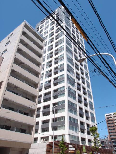 北海道札幌市中央区、バスセンター前駅徒歩4分の築9年 30階建の賃貸マンション