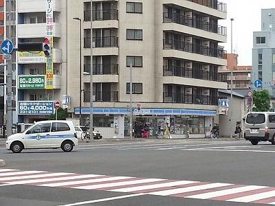 クレジデンス札幌・南4条[1LDK/32.5m2]の周辺5