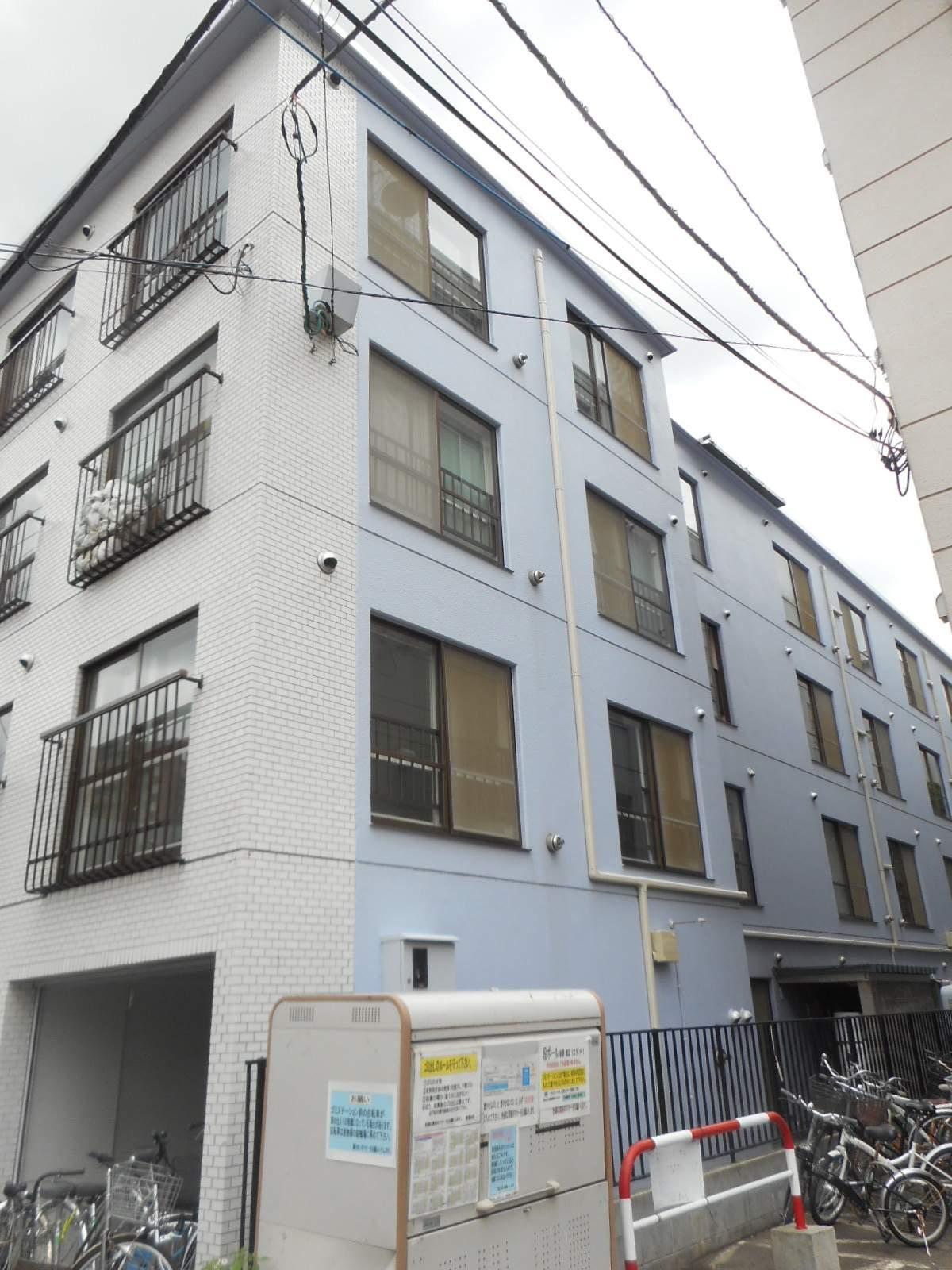 北海道札幌市中央区、桑園駅徒歩11分の築29年 4階建の賃貸マンション