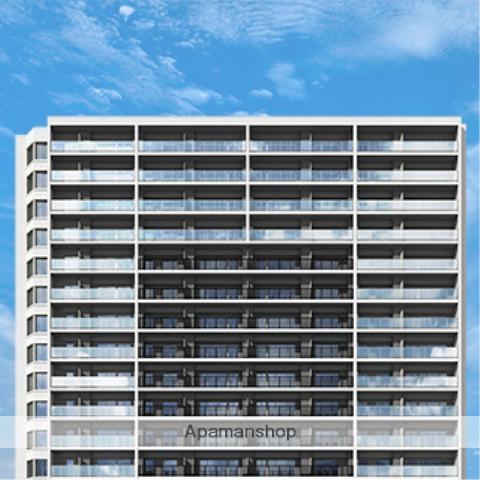 北海道札幌市中央区、バスセンター前駅徒歩1分の築2年 15階建の賃貸マンション