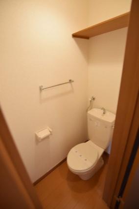 メゾンパークス南28[1LDK/33m2]のトイレ