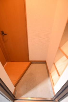メゾンパークス南28[1LDK/33m2]の玄関