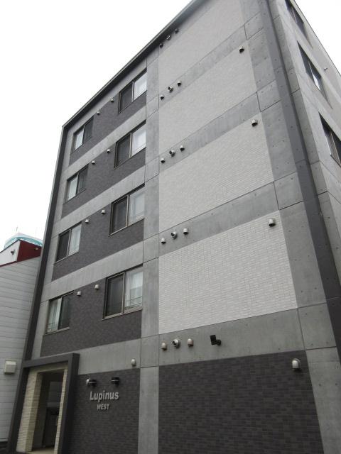 北海道札幌市中央区、バスセンター前駅徒歩8分の新築 5階建の賃貸マンション