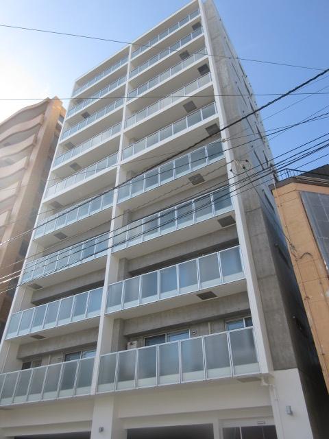 北海道札幌市中央区、西線6条駅徒歩7分の新築 10階建の賃貸マンション