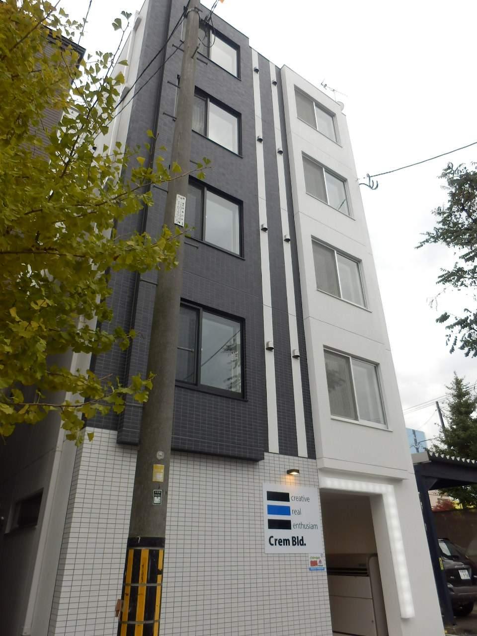 北海道札幌市中央区、バスセンター前駅徒歩10分の新築 5階建の賃貸マンション