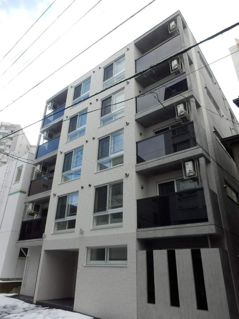 北海道札幌市中央区、バスセンター前駅徒歩6分の新築 5階建の賃貸マンション