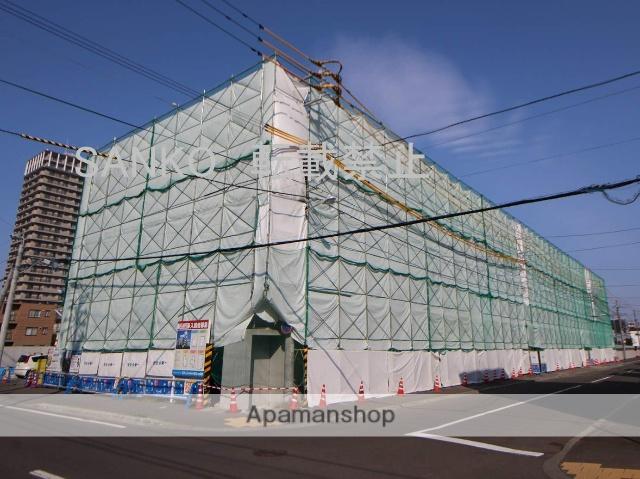 北海道札幌市中央区、ロープウェイ入口駅徒歩7分の新築 4階建の賃貸マンション