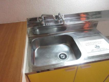 ハイムGITZO[1R/19.98m2]の洗面所