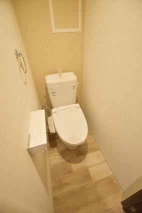 北海道札幌市中央区南七条西12丁目[1LDK/32m2]のトイレ