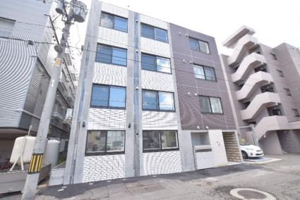 北海道札幌市中央区南七条西12丁目[1LDK/32m2]の外観3