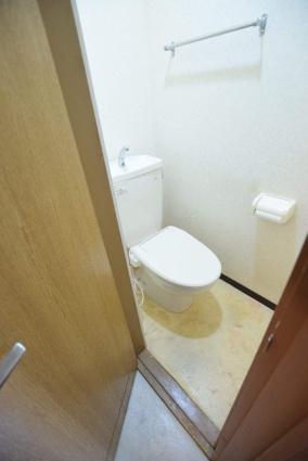 北海道札幌市中央区南五条西16丁目[1DK/21.98m2]のトイレ