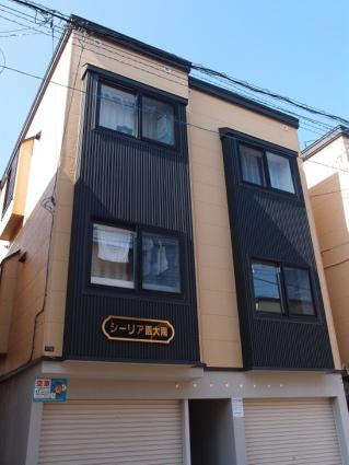 北海道札幌市中央区南五条西16丁目[1DK/21.98m2]の外観3