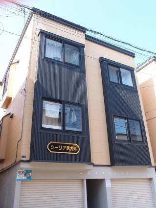 北海道札幌市中央区南五条西16丁目[1DK/21.98m2]の外観4
