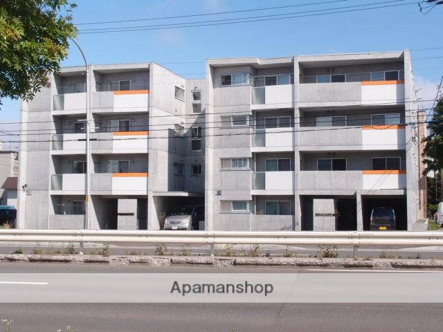 北海道札幌市中央区、二十四軒駅徒歩7分の築7年 4階建の賃貸マンション