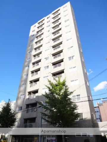 北海道札幌市中央区、桑園駅徒歩8分の築24年 14階建の賃貸マンション