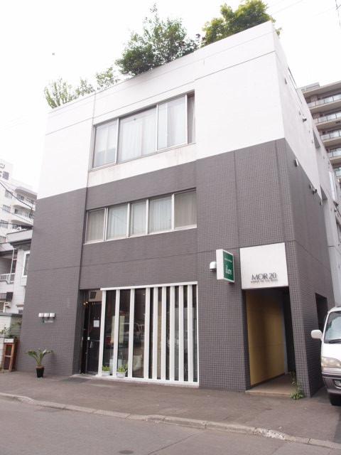 北海道札幌市中央区、円山公園駅徒歩9分の築22年 4階建の賃貸マンション