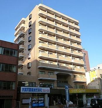 北海道札幌市中央区、西18丁目駅徒歩3分の築32年 10階建の賃貸マンション