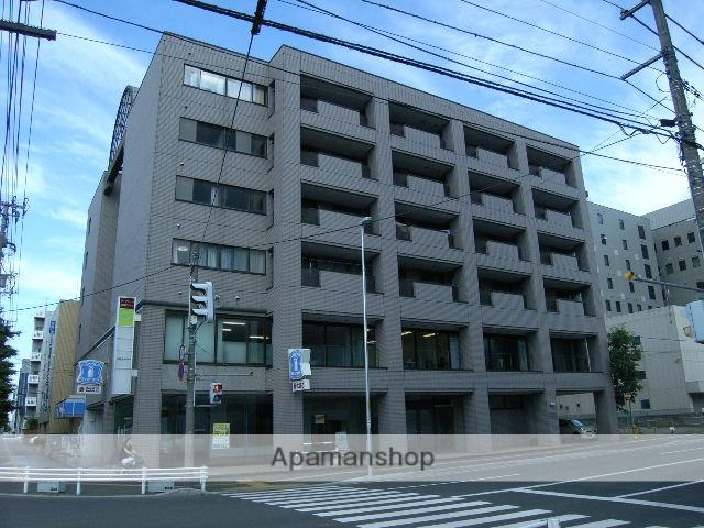 北海道札幌市中央区、バスセンター前駅徒歩2分の築28年 6階建の賃貸マンション
