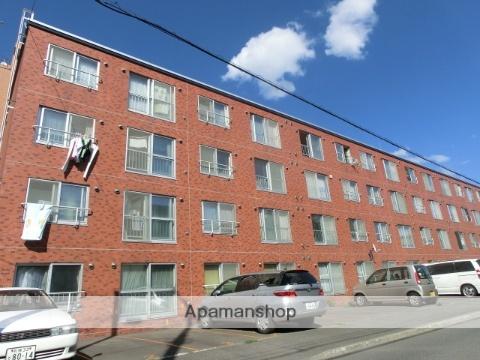北海道札幌市中央区、西28丁目駅徒歩8分の築31年 4階建の賃貸マンション