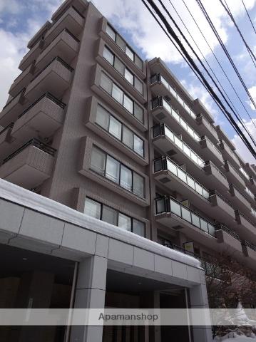 北海道札幌市中央区、西28丁目駅徒歩12分の築23年 8階建の賃貸マンション