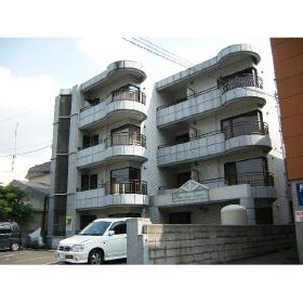 北海道札幌市中央区、中島公園駅徒歩8分の築26年 4階建の賃貸マンション