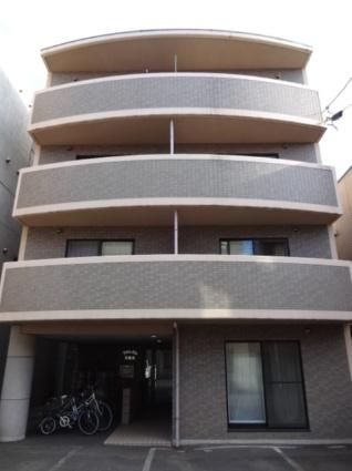 フォレスト裏参道[1DK/28.68m2]の外観2