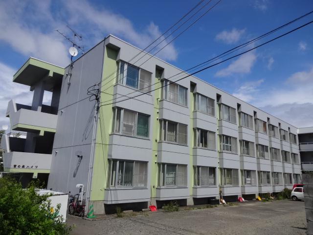 北海道札幌市中央区、西28丁目駅徒歩10分の築29年 3階建の賃貸マンション