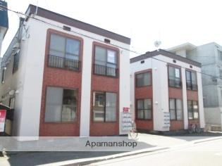 北海道札幌市中央区、桑園駅徒歩5分の築35年 2階建の賃貸アパート