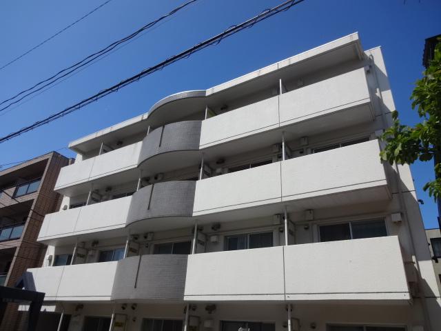北海道札幌市白石区、東札幌駅徒歩20分の築27年 4階建の賃貸マンション