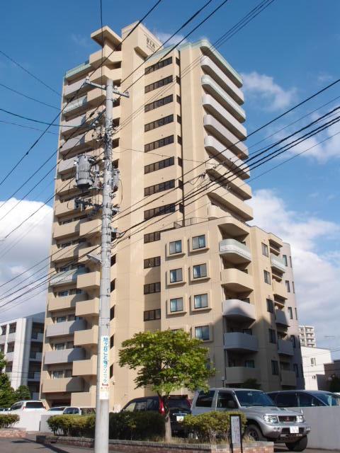 北海道札幌市中央区、円山公園駅徒歩13分の築14年 14階建の賃貸マンション