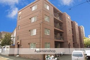 北海道札幌市中央区、山鼻19条駅徒歩3分の築28年 4階建の賃貸マンション
