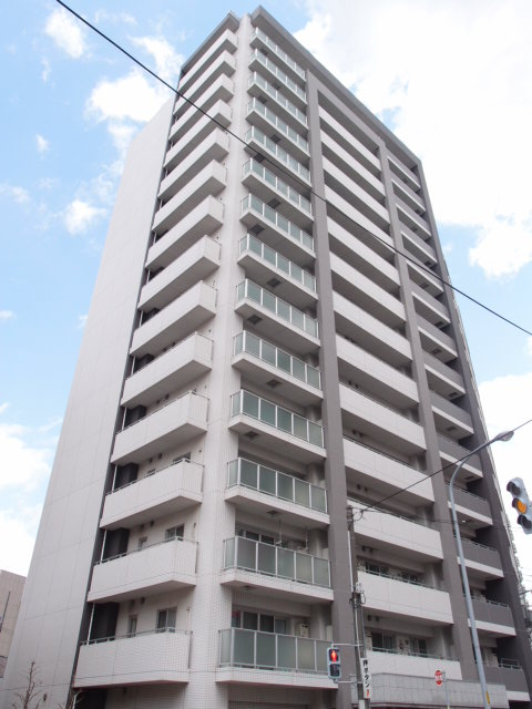 北海道札幌市中央区、二十四軒駅徒歩13分の築10年 15階建の賃貸マンション