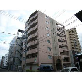 北海道札幌市中央区、西18丁目駅徒歩9分の築21年 8階建の賃貸マンション