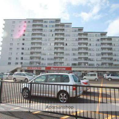 北海道江別市、大麻駅徒歩1分の築36年 11階建の賃貸マンション